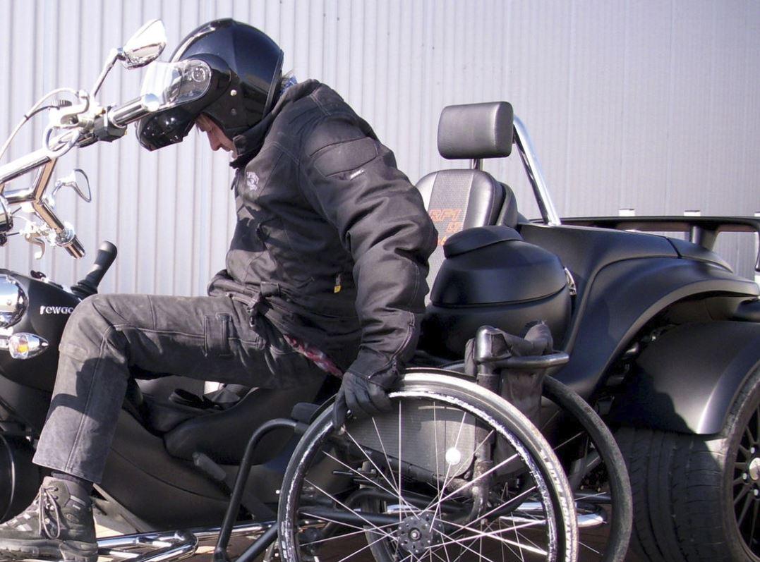 handicap umbau